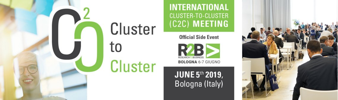 International Cluster-to-Cluster Meeting a Bologna
