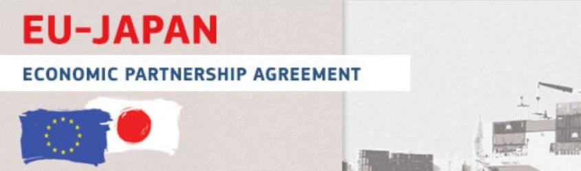 Accordo Epa tra Giappone e Unione Europea, opportunità per le imprese