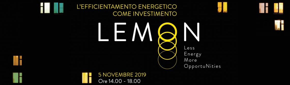 L'efficientamento energetico come opportunità di investimento