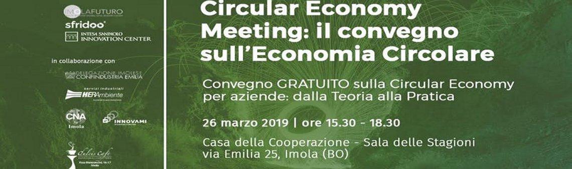 Imola: Circular Economy Meeting