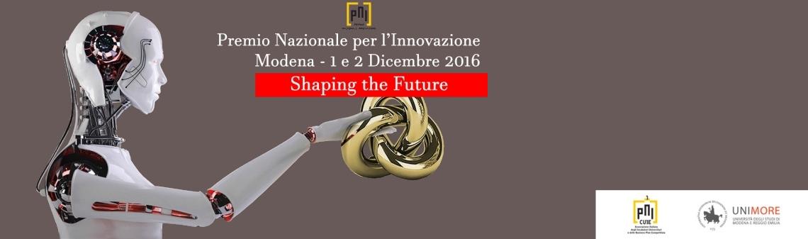 A Modena il Premio Nazionale per l'Innovazione 2016