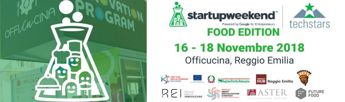 Startup Weekend Food Reggio Emilia