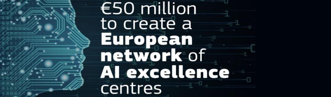 Intelligenza artificiale: 50 milioni di euro per costruire una rete di centri di eccellenza