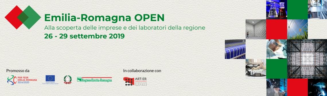 Emilia-Romagna Open: alla scoperta delle imprese e dei laboratori della regione