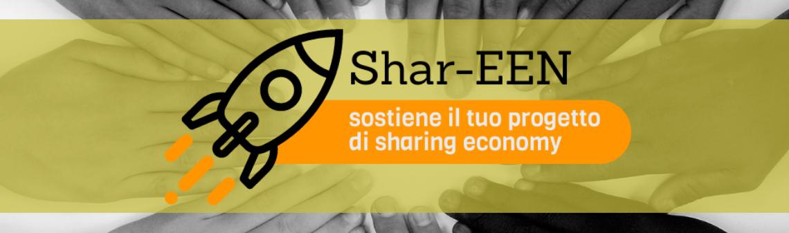 Realizza il tuo progetto innovativo nella Sharing Economy con SharEEN