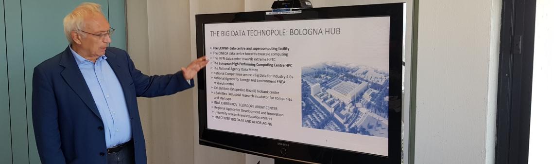 """La Data Valley si rafforza, via alla collaborazione col Giappone: """"Emilia-Romagna snodo sistema della conoscenza"""""""