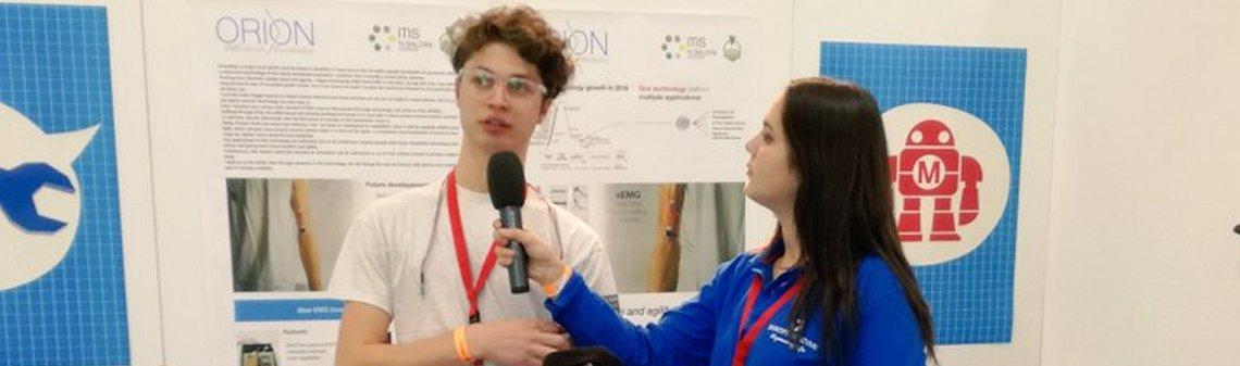 Mattia Strocchi, un diciannovenne geniale alla conquista della Silicon Valley