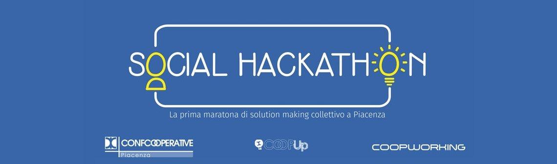 Social Hackathon - la prima maratona di solution making collettivo a Piacenza