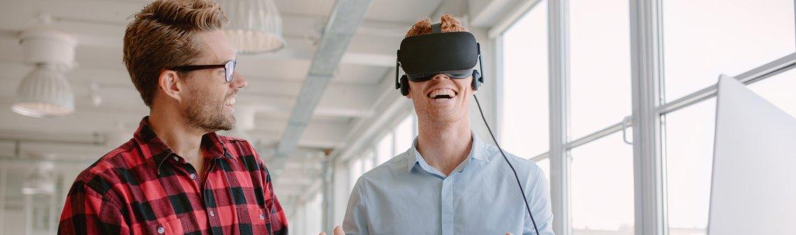 EON Reality: VR Innovation Academy a Bologna