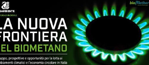 La nuova frontiera del biometano - conferenza nazionale
