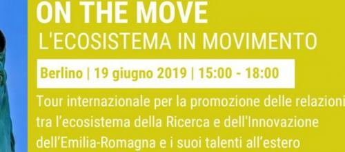 Tour internazionale On the Move – l'ecosistema in movimento: prossima tappa a Berlino