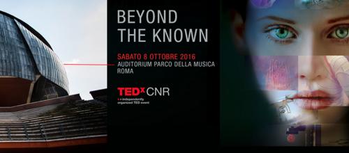 TEDxCNR: il primo evento italiano indipendente