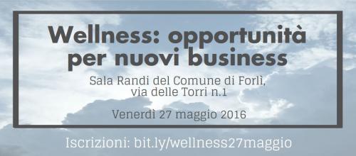 Wellness: opportunità per nuovi business