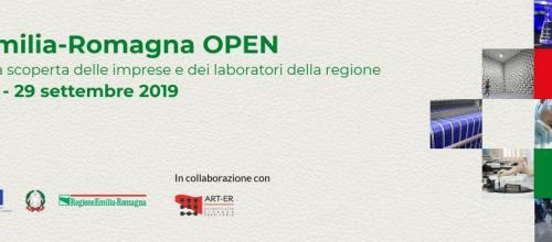 Emilia-Romagna Open: imprese e laboratori aperti ai cittadini