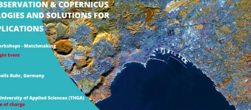 EARTH OBSERVATION & COPERNICUS TECHNOLOGY