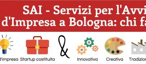 Al via il progetto SAI - Servizi per l'Avvio di Impresa a Bologna