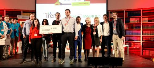 InSimili team dell'Università di Bologna vince la Start Cup 2019