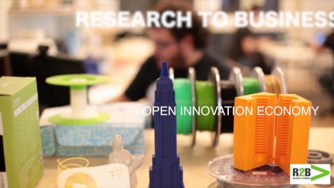 Embedded thumbnail for Fab Lab: quando imparare è un piacere
