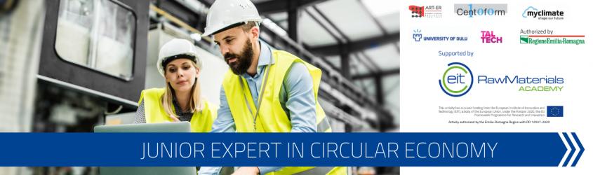Course - Junior Expert in Circular Economy