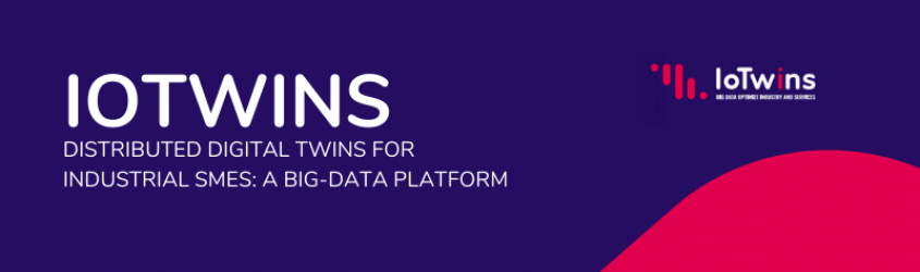 IoTwins | Distributed Digital Twins for industrial SMEs: a big-data platform
