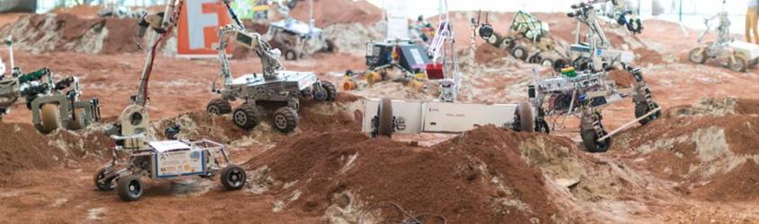 Presentazione del progetto Alma-X, il rover spaziale di UNIBO