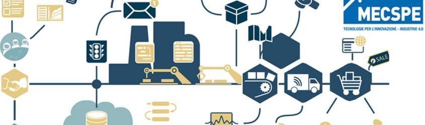 Laboratorio Fabbrica Digitale MECSPE - Industria 4.0 e Aerospazio