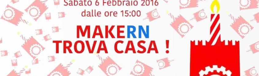 Inaugurazione FabLab MakeRN a Rimini