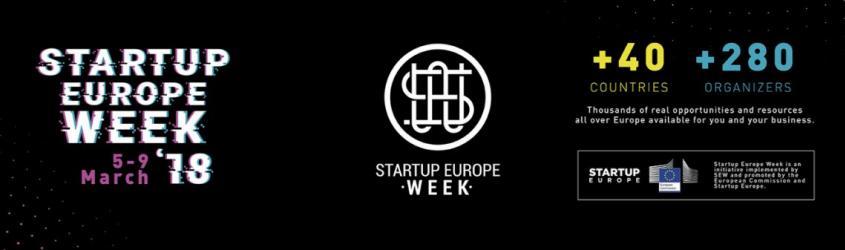 Startup Europe Week 2018