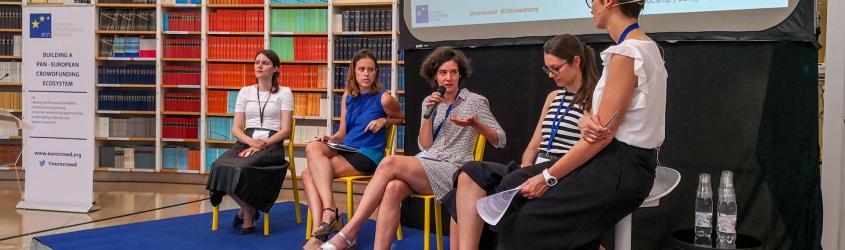La terza edizione dell'ECN CrowdCamp apre al matching tra crowdfunding e fondi strutturali europei