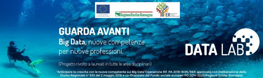 DATA LAB - Formazione sui Big Data per i neolaureati dell'Emilia-Romagna