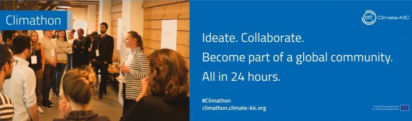 Ancora pochi giorni per candidarsi a Climathon 2017: la più grande maratona mondiale sui cambiamenti climatici
