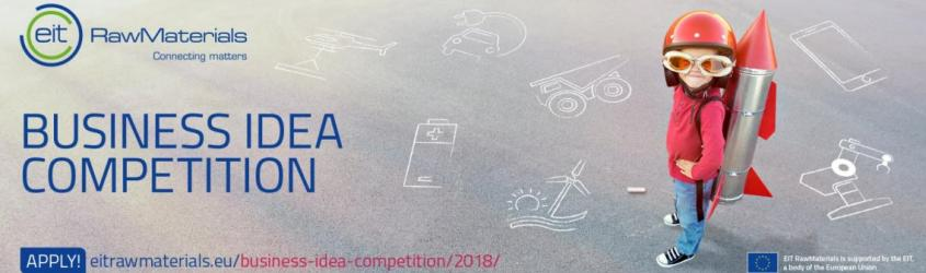 Lanciata la Business Idea Competition in Raw Materials 2018