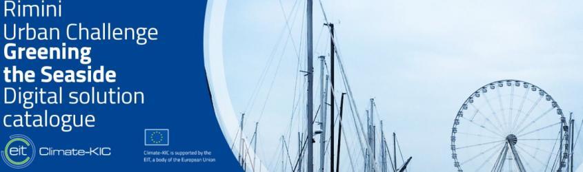 Urban Challenge Climate-KIC Greening the Seaside: scopri le proposte per una Rimini più green