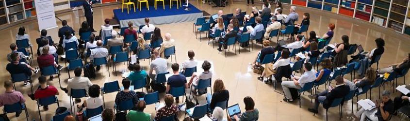 ECN CrowdCamp: intervista a Marina Silverii, direttore di Aster