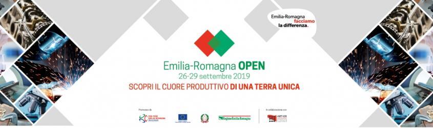 180 imprese, startup e laboratori dell'Emilia-Romagna aprono le porte ai visitatori