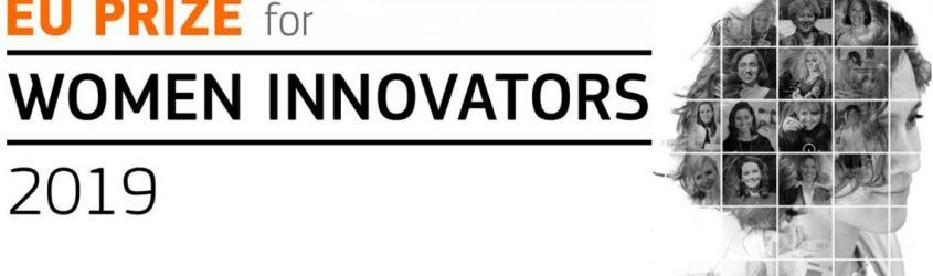 6° Premio Europeo per donne Innovatrici