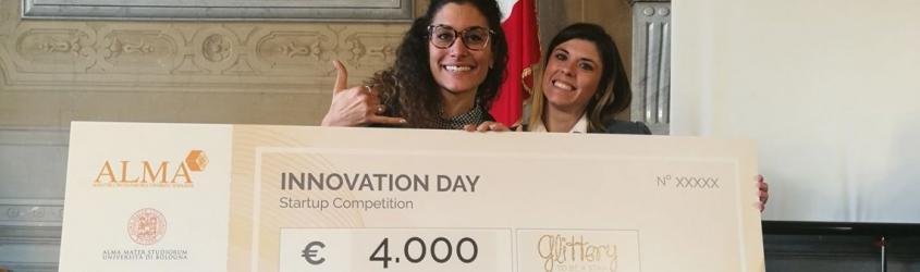 Startup Competition all'Innovation day: premiate le migliori startup di AlmaCube