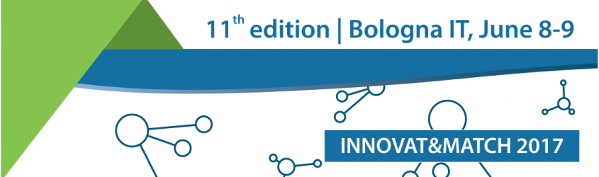 Prorogata al 17 maggio l'iscrizione all'evento di matching Innovat&Match 2017