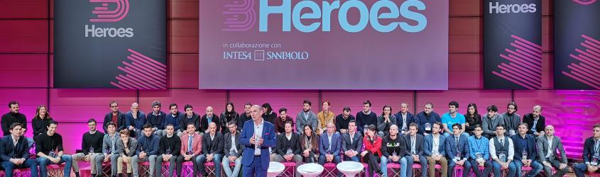 Enerpaper e Cubbit partecipano a B Heros il programma sulle startup di SkyUno
