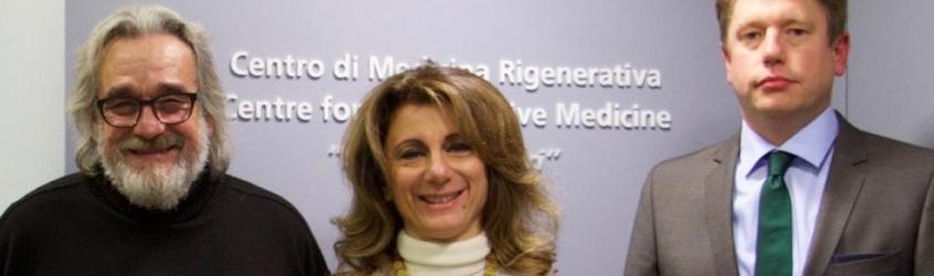 """A Michele De Luca e Graziella Pellegrini il """"Nobel lombardo"""""""