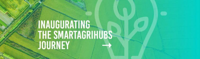 SmartAgriHubs lancia la prima Newsletter