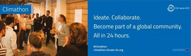 Il 27 ottobre le città del mondo sfidano i cambiamenti climatici con Climathon