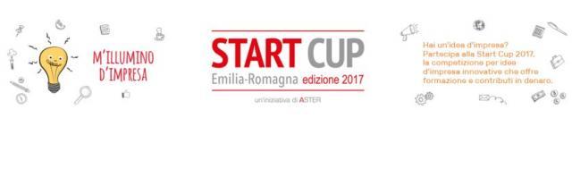 Start Cup Emilia-Romagna 2017: al via il bando e allo scouting tour