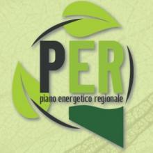 Testata Piano Energetico Regionale